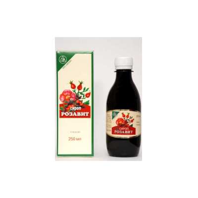 Kibuvitsa + pihlamari (  сироп шиповника и рябины) 250 ml OAO Ekzon