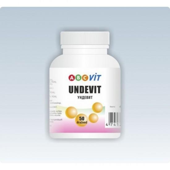 ABCvit * Undevit drg №50